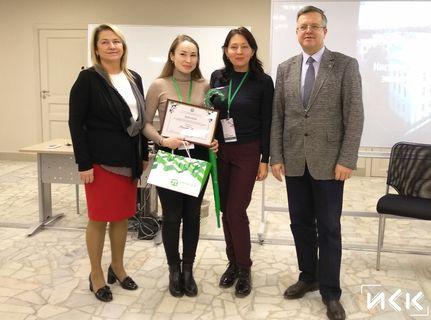 1 место Олимпиады по ГД и Туризму  (5)
